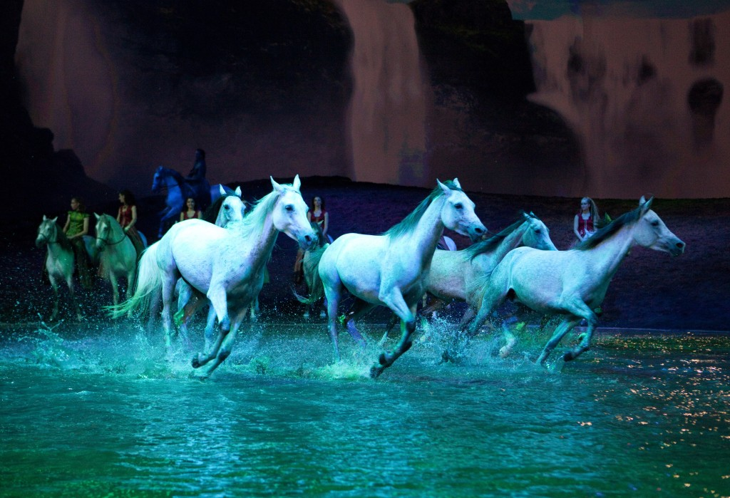 Cavalia S Odysseo Under The White Big Top At National