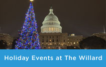 Holiday Lobbying - Choral Concerts @ THE WILLARD | Washington | District of Columbia | United States