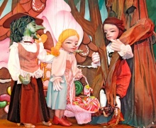 Hansel and Gretel @ The Puppet Co. Playhouse | Glen Echo | Maryland | United States