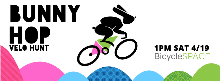 Bunny Hop Velo Hunt @ BicycleSPACE | Washington | District of Columbia | United States