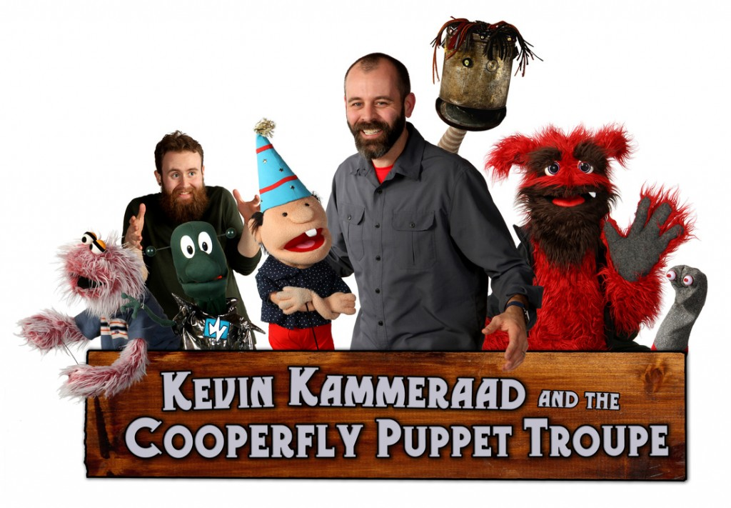 BOOGIE BABES – Kevin Kammeraad and the Cooperfly Puppet Troupe  @ Atlas Performing Arts Center | Washington | District of Columbia | United States