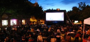 Bethesda Outdoor Movies- Moonrise Kingdom @ Corner of Norfolk & Auburn Avenues | Bethesda | Maryland | United States