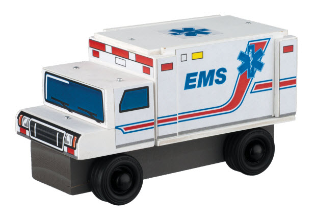 How to Build an EMS Truck @ Home Depot (register at your local store)