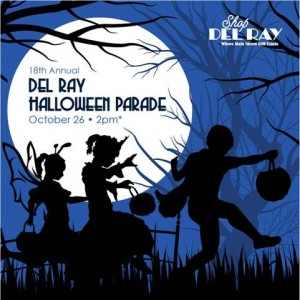 18th Annual Del Ray Halloween Parade @ Del Ray | Alexandria | Virginia | United States