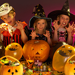 Halloween at Towson Town Center @ 10:00am and 6:00pm @ Towson Town Center | Towson | Maryland | United States
