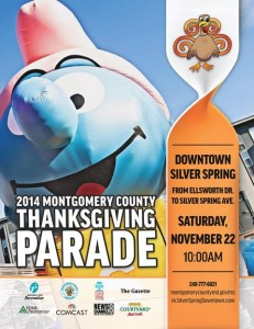 Montgomery County Thanksgiving Parade @ Downtown Silver Spring | Silver Spring | Maryland | United States