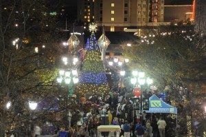 Tree Lighting Celebration @ Rio Washingtonian Center