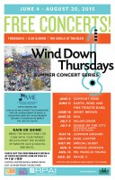 Wind Down Thursdays Summer Concert Series @ The Circle at the Blvd | Upper Marlboro | Maryland | United States