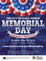 FALLS CHURCH MEMORIAL DAY PARADE AND FESTIVAL @ City Hall Grounds | Falls Church | Virginia | United States