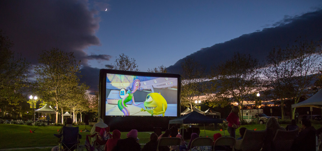 Backyard Movie Fest-Zootopia @ DULLES TOWN COMMONS | Dulles | Virginia | United States